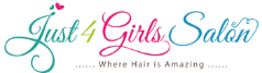Just 4 Girls Salon-Logo